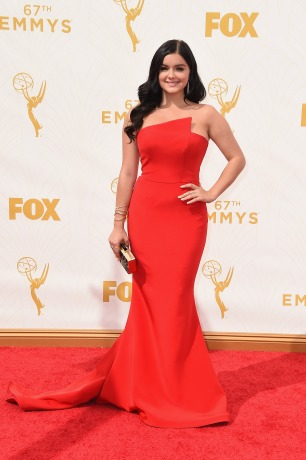Ariel Winter Dress by Romona Keveza