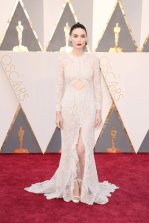 Rooney Mara in Givenchy Haute Couture